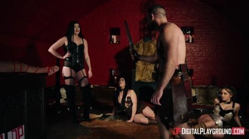 DigitalPlayground.com [Jessa Rhodes - Red Maiden A DP XXX Parody] SD, 480p
