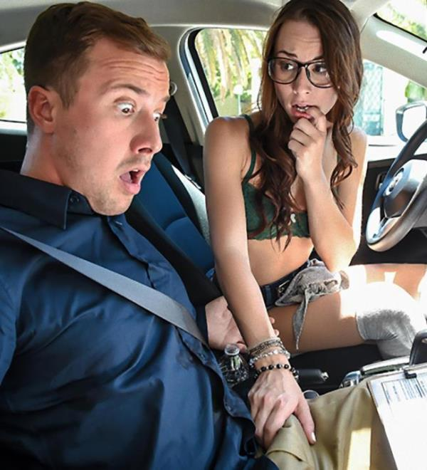 Brazzers/TeensLikeItBig:  Aidra Fox  - Driving Dick (2017) HD  720p