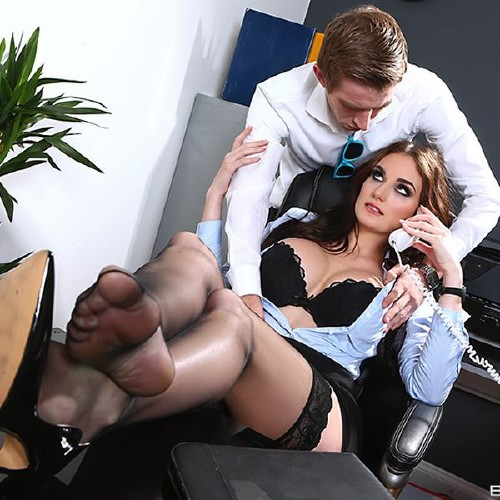 BigTitsAtWork/BraZZers - Marie Clarence [One Very Important Business Call] (SD 480p)