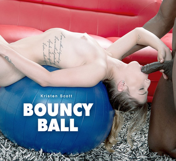 BlackIsBetter/Babes - Kristen Scott - Bouncy Ball [SD 480p]
