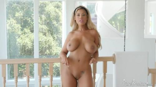 PureMature.com [Bridgette B. (The Workout)] SD, 480p