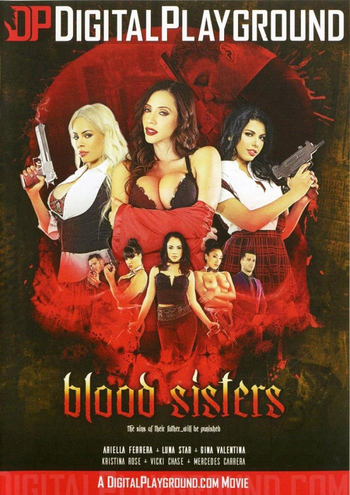 Digital Playground - Blood Sisters  (406p / DVDRip)