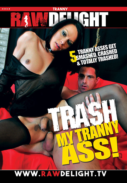 Trash My Tranny Ass [WEBRip/SD 540p]