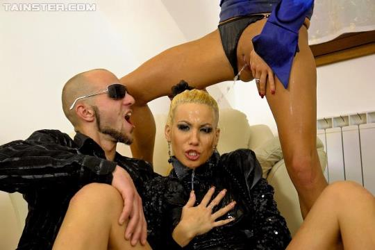Tainster: Adel Sunshine - Piss Fucking, The Ultimate Fashion Accessory (HD/720p/346 MB) 27.07.2017