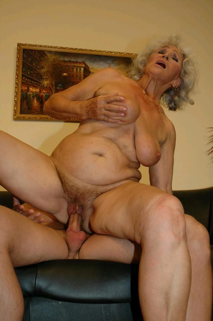 Tuttifrutti.club - Norma granny - Norma granny on my casting [HD 720p]