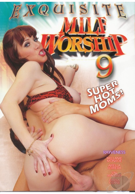 Exquisite Pleasures - Rayveness, Mellanie Monroe, Val Malone, Ariella Ferrera, Darla Crane [MILF Worship 9] (DVDRip 320p)
