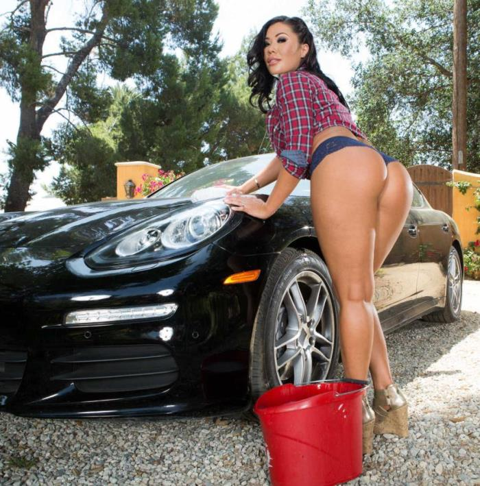 BigWetButts/Brazzers - London Keyes - Hot Rod Hussie  [2016 HD]