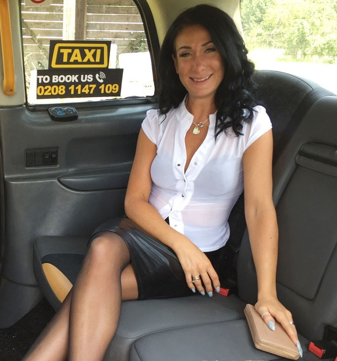 07.2017 -  Sex Mad MILF Loves to Ride Cock:  Ella Bella - FakeTaxi [FullHD]