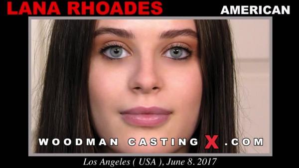 Lana Rhoades (Casting X 175 / 28.07.2017) [WoodmanCastingX / SD]
