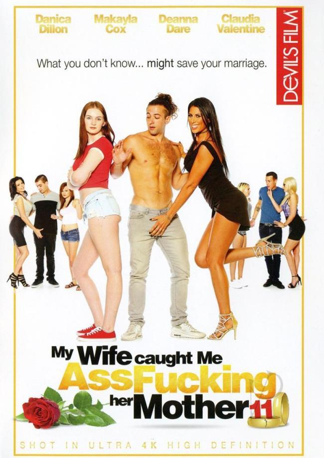 My Wife Caught Me Assfucking 11 (2017 / Devils Film )  [DVDRip / 404p/ 1.7 Gb]