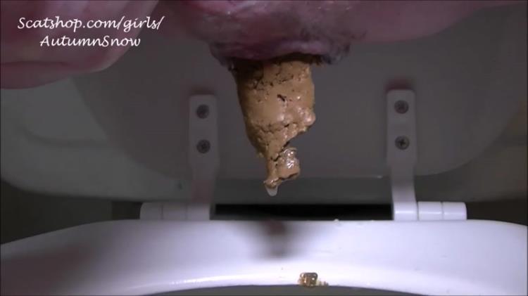 3 Pushing Grunting Shits Then Cum [Scat / FullHD]