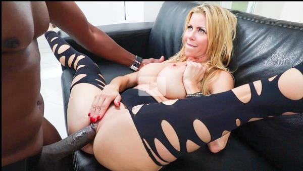 Alexis Fawx - Busty MILF Fawx 11 Interracial Inches [SD 400p]