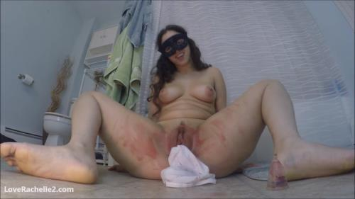 Scat [Bloody Period Panty Stuffing] FullHD, 1080p