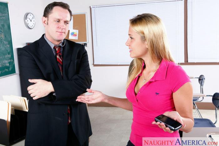 NaughtyBookworms.com / NaughtyAmerica.com - Alanah Rae [SD, 360p]