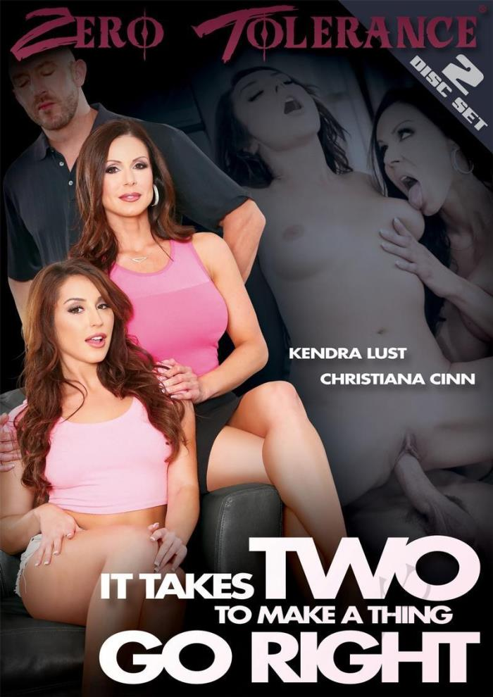 It Takes Two To Make A Thing Go Right (2017/DVDRip)