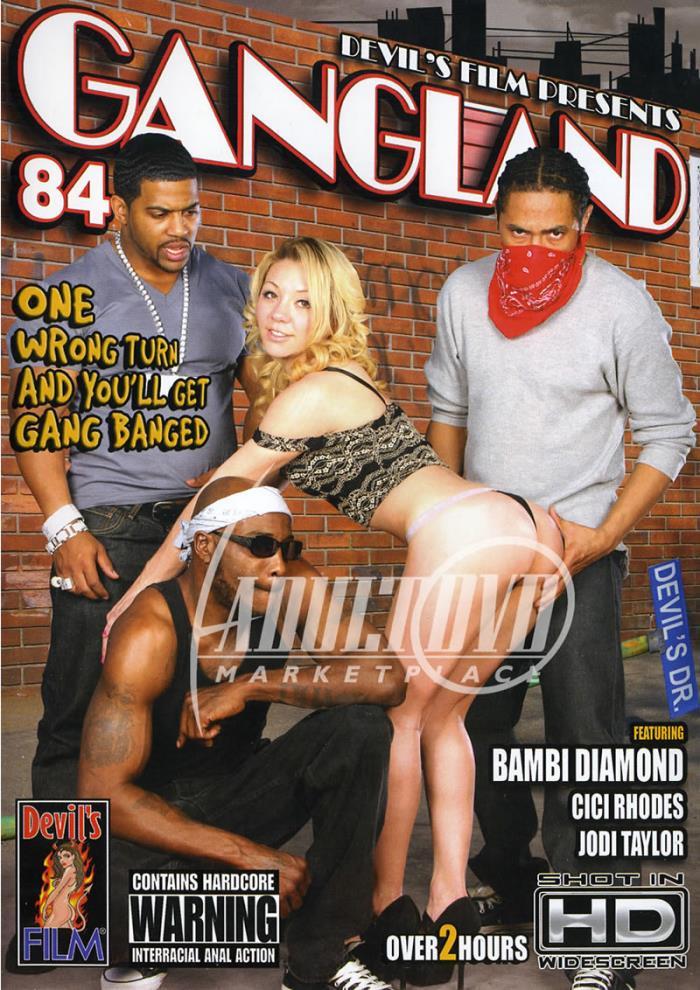 Devils Film - Jodi Taylor, Cici Rhodes, Bambi Diamond in Gangland 84 (DVDRip 404p)