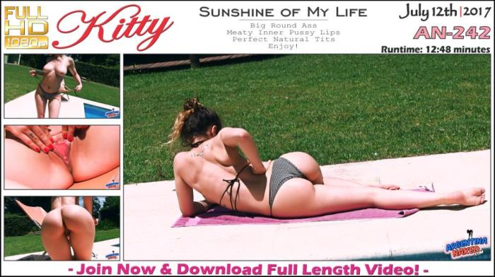 (Argentinanaked.com) KITTY - AN-242 (FullHD/1080p/954 MB/2017) PREMIUM VIDEO