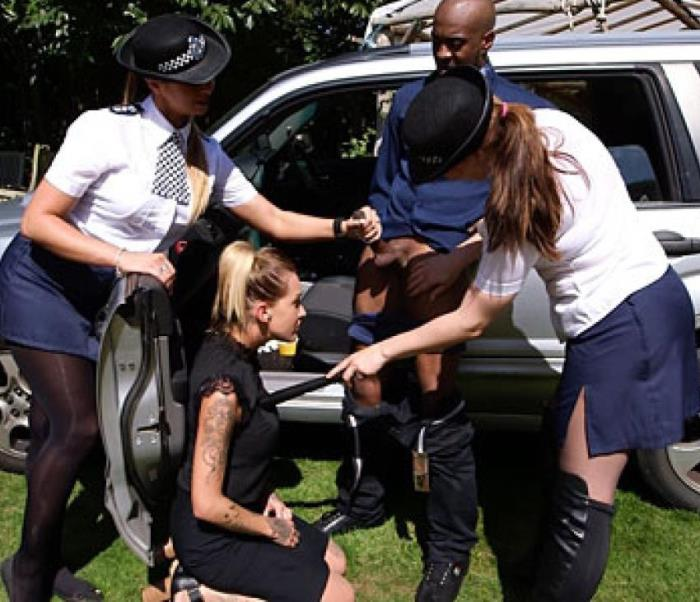 PureCFNM - Chantelle Fox, Crystal Coxxx, Ruby Ryder - Public Nuisance [FullHD 1080p]