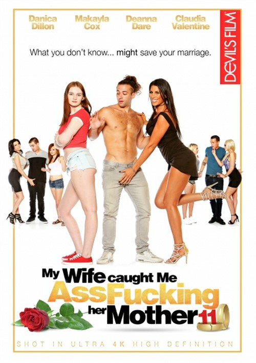 My Wife Caught Me Assfucking Her Mother 11 [DVDRip 404p]