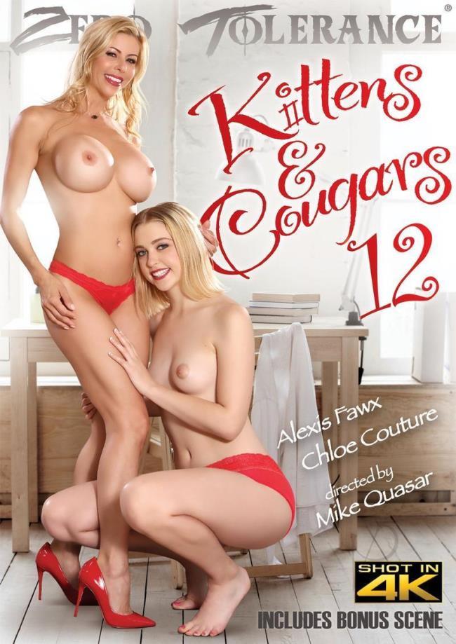 Kittens Cougars 12 [DVDRip 406p] - Zero Tolerance