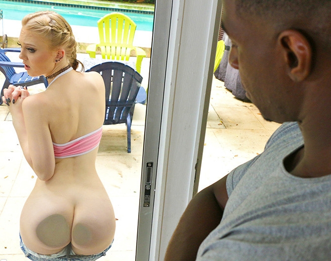 Lily Rader - Lawbreakers Love Large Cocks (Interracial) - TeensLoveBlackCocks   [HD 720p]
