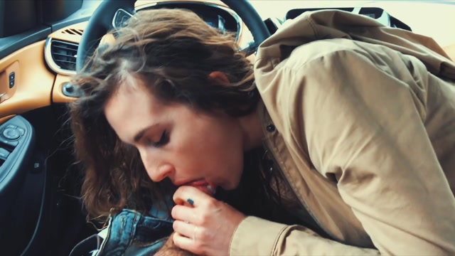 TheArtofBlowjob:  Piper Blush- Quickie BJ in the car!  [2017|FullHD|1080p|480.73 Mb]