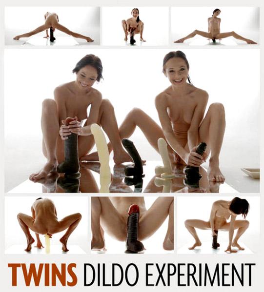 Hegre-Art - Julietta, Magdalena [Twins Dildo Experiment] (4K 2160p)