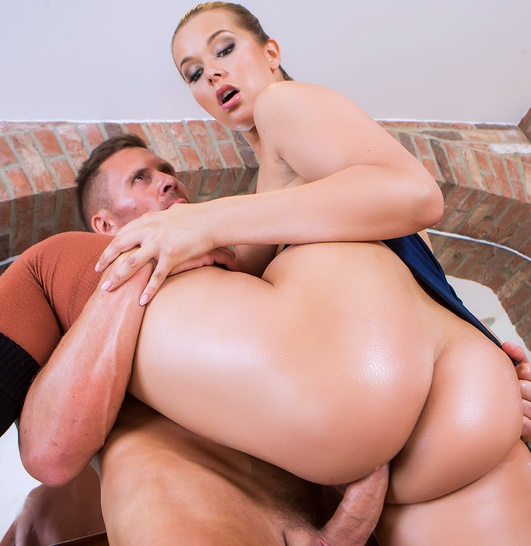 Nikky Dream - Ballerina Booty (Anal) - BigWetButts/Brazzers   [FullHD 1080p]
