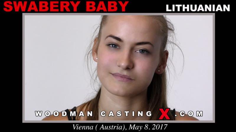 WoodmanCastingX: Woodman Casting - Swabery Baby aka Baby Swabery [2017] (SD 480p)