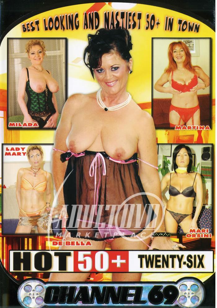 Hot 50+ 26 [DVDRip 240p]