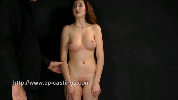 Dolores (HD) Spanking: Dolores - EP-CASTINGS 720p