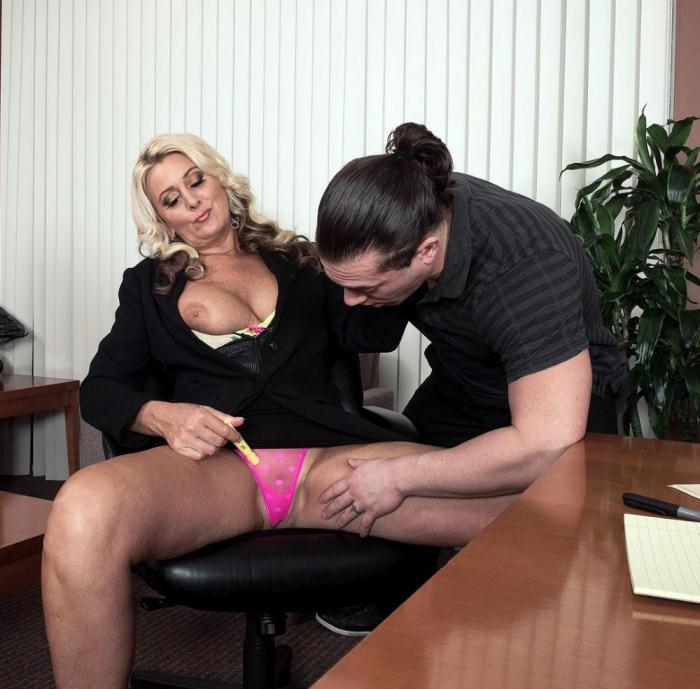 50PlusMilfs - Dallas Matthews - Whos the boss Dallas is the boss! [SD 540p]