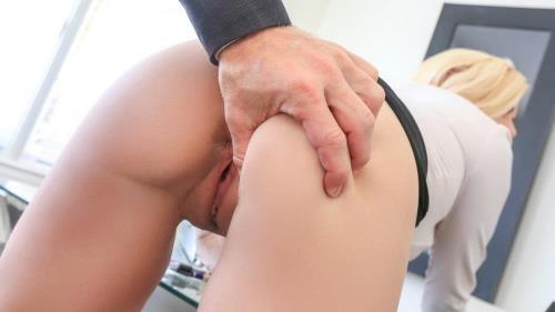 LetsTryAnal.com / Mofos.com [Summer Day - Hot Blonde Fucks Doctor] SD, 480p