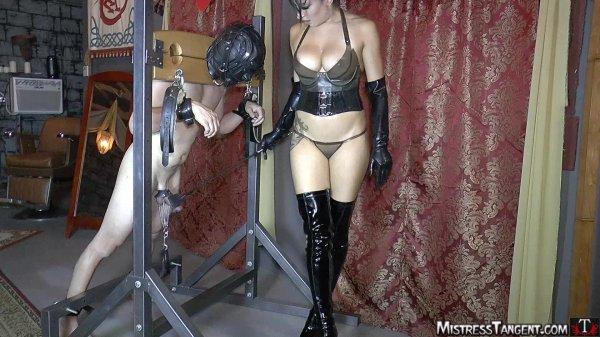 Mistresstangent -  Mistress Tangent - Racked Reject  [FullHD 1080p]