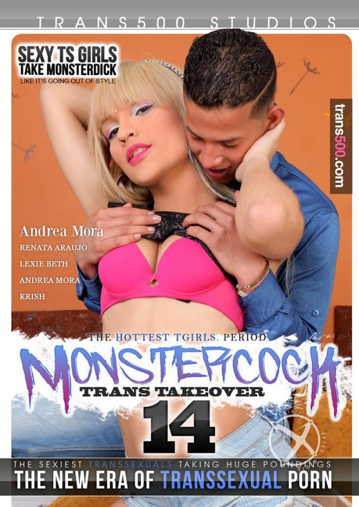 Monster Cock Trans Takeover 14 [WEBRip/HD 720p]