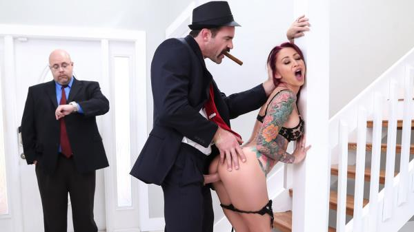 Monique Alexander - The Don Whacks My Wife's Ass [SD 480p]