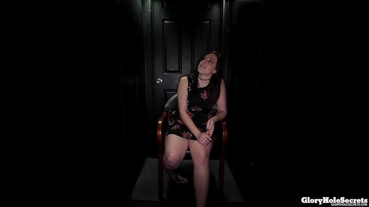 Shelby P (Shelby P's Second Gloryhole Video / 28.07.17) [GloryHoleSecrets / FullHD]