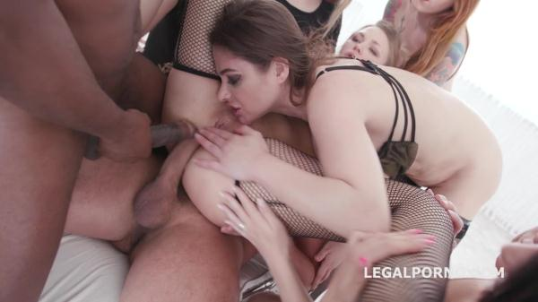 LegalPorno:  Cathy Heaven, Selvaggia(Group) - Used and Abused - The Movie 2 /More info in description/ GIO390  [SD 480p]