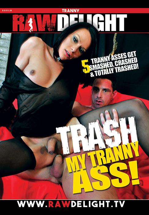 Trash My Tranny Ass [WEBRip/SD 540p]
