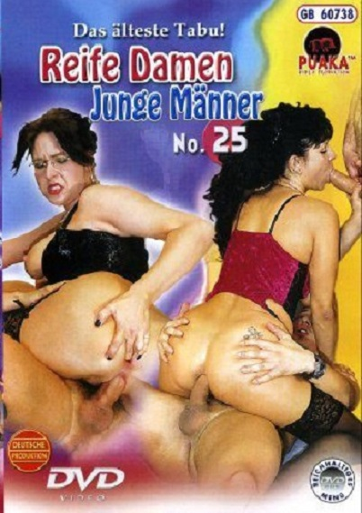 Reife Damen, Junge Manner 25 [DVDRip 576p]