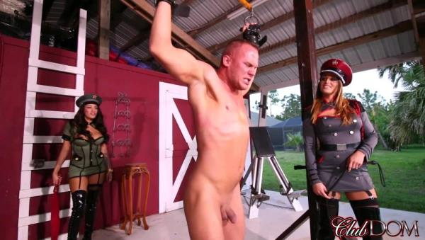 Clubdom: Jamie Valentine, Paris Knight - Jamie And Paris A Day With The Slave (2017/FullHD)