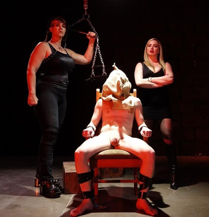 Lexi Sindel, Saharra- Huxley Interrogation [FemdomEmpire] [FullHD|mp4|1.93 Gb|1080pp|2017]