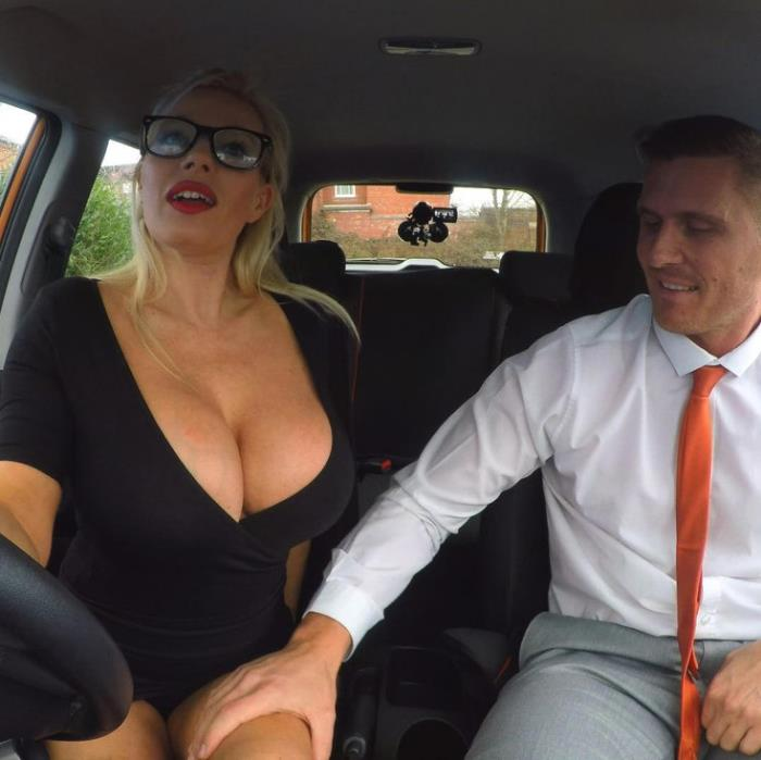 FakeDrivingSchool.com -  Michelle Thorne - Huge Tits Milf Pass After Creampie  [FullHD 1080p]