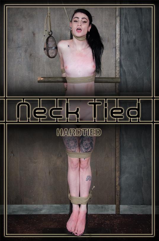 HardTied: Lydia Black - Neck Tied (HD/720p/2.01 GB) 21.07.2017