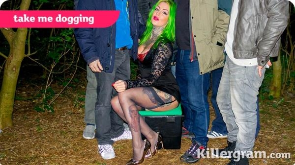 Killergram: Phoenix Madina - Take Me Dogging (2017/HD)