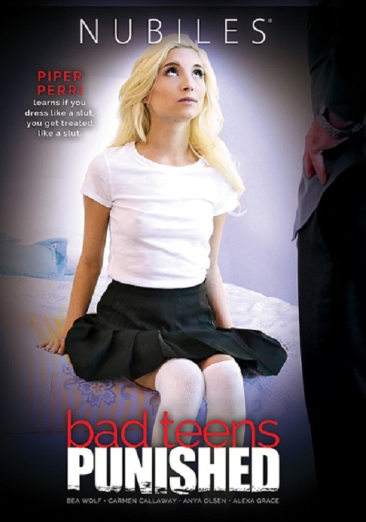Bad Teens Punished [WEBRip/SD 540p]