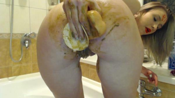 Dirty Anal with Pee (FullHD 1080p)