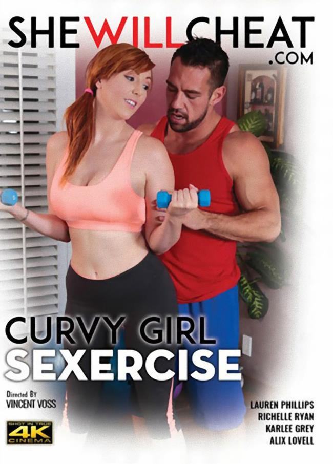 Curvy Girl Sexercise in DVDRip 404p]
