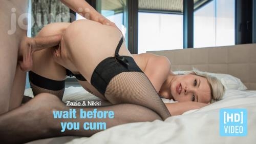 Zazie Skymm - Wait Before You Cum (2017/JoyMii.com/SD/540p)