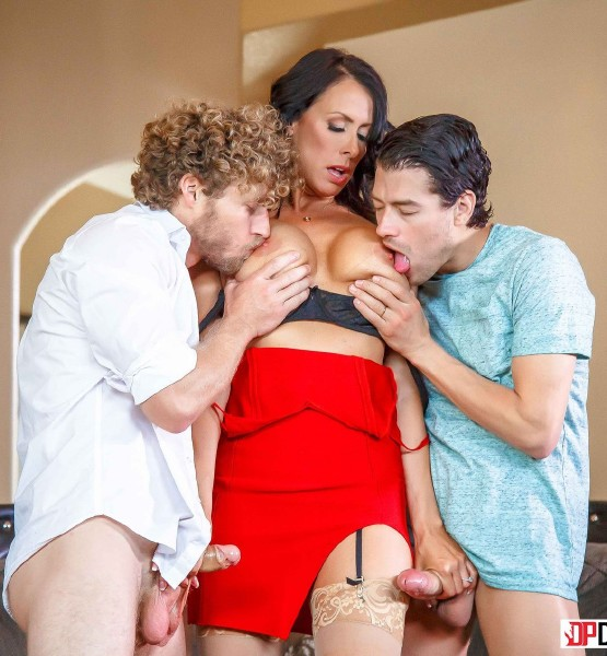 Reagan Foxx - My Wifes Hot Sister Episode 5  (DigitalPlayground/FullHD) - K2s